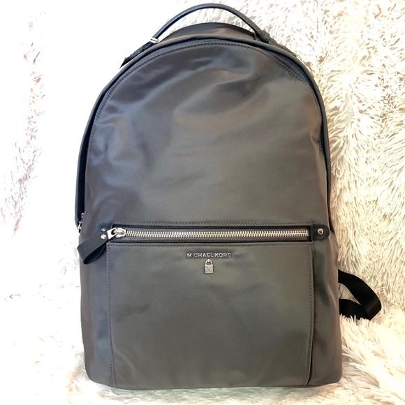 0a339c49f881 MICHAEL Michael Kors Bags | Michael Kors Large Kelsey Nylon Backpack ...